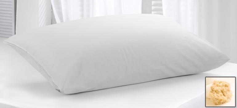 Almohada de miraguano