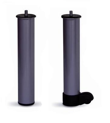 Patas tubo redondo